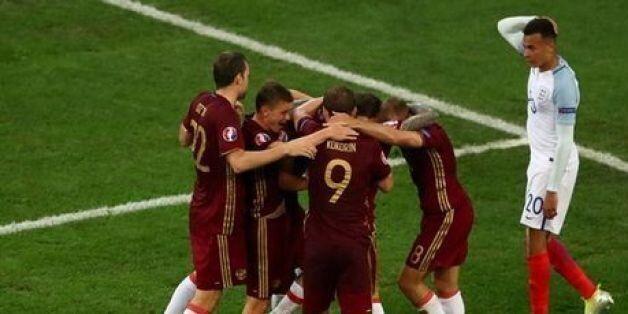 Euro 2016: Αγγλία - Ρωσία
