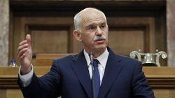 Παπανδρέου: «Ό,τι να'ναι» η διακυβέρνηση ΣΥΡΙΖΑ- ΑΝΕΛ, πάλι σε αντιμνημονιακά κεραμίδια η