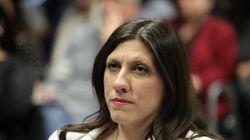 «Η κυβέρνηση ξεπλένει ποινικές ευθύνες». Άστραψε και βρόντηξε η Ζώη Κωνσταντοπούλου κατά του