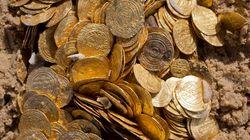 Αδαμαντωρύχοι ανακάλυψαν ναυάγιο 500 ετών με χρυσό αξίας 9 εκατομμυρίων λιρών στην