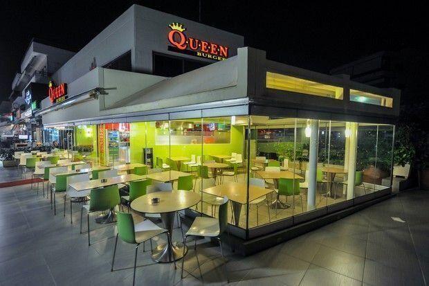«Queen Burger», συγγνώμη που αργήσαμε τόσο να σε