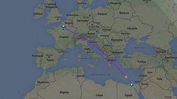 Διοικητής ΥΠΑ για EgyptAir: «Ο πιλότος δεν απαντούσε στα σήματα μας. Εμείς ειδοποιήσαμε τους Αιγύπτιους, εκείνοι δεν γνώριζαν
