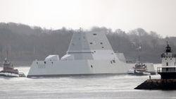 USS Zumwalt: Tο νέο «διαμάντι» του αμερικανικού στόλου έρχεται από το