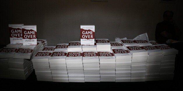 Τη δική του «αλήθεια για την κρίση» παρουσίασε ο Γιώργος Παπακωνσταντίνου με το βιβλίο του «Game