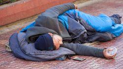 Το 62% των αστέγων στην Αθήνα είναι Έλληνες και άλλα στοιχεία που προκύπτουν από έρευνα του δήμου