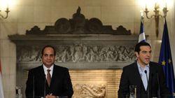 Τηλεφωνική επικοινωνία Τσίπρα με τον Αιγύπτιο