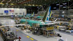 Την τοποθέτηση μεγαλύτερου κινητήρα στα αεροσκάφη 737 MAX 9 σχεδιάζει η