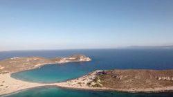 Αυτό το εναέριο βίντεο της παραλίας Σίμος στην Ελαφόνησο είναι ό,τι καλύτερο έχετε δει