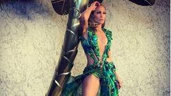 Η Τζένιφερ Λόπεζ φόρεσε ξανά το θρυλικό Versace φόρεμα 20 χρόνια μετά και έριξε το