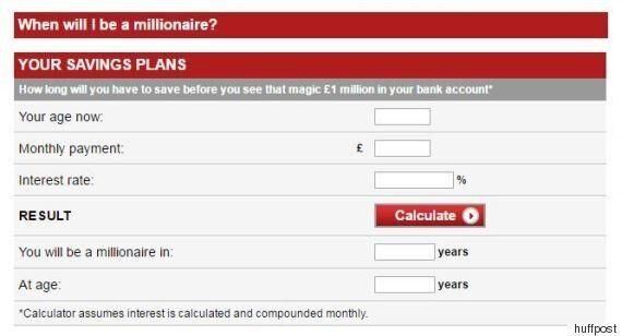 Υπολογίστε πόσα χρήματα πρέπει να αποταμιεύετε κάθε μέρα για να γίνετε