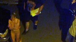 Η αστυνομία της Αγίας Πετρούπολης υποχρέωσε ιερόδουλες να βγουν γυμνές στο δρόμο μαζί με τους πελάτες