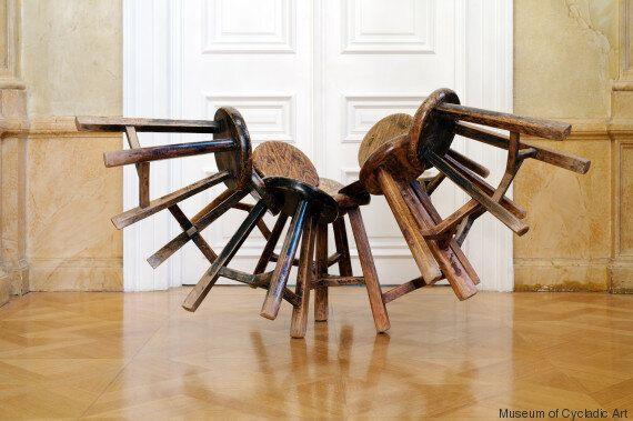 Δείτε τις πρώτες φωτογραφίες από τα εγκαίνια της έκθεσης «Ai Weiwei at