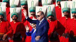 Η νεο-οθωμανική φιέστα Ερντογάν για την Άλωση της Κωνσταντινούπολης. Η άφιξη με ελικόπτερο και η ομιλία κατά...πάντων, οι ανα...
