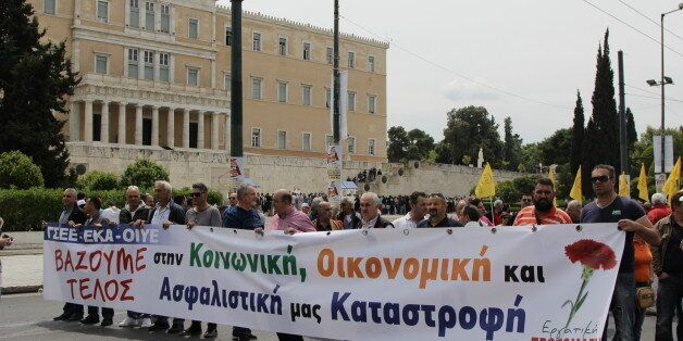 Συλλαλητήρια κατά της ψήφισης του πολυνομοσχεδίου. Κάλεσμα από ΓΣΕΕ, ΑΔΕΔΥ και ΠΑΜΕ και Λαϊκή
