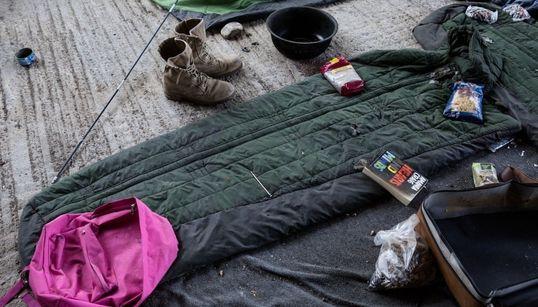 Το τέλος της Ειδομένης σε 65 φωτογραφίες - Όσα οι πρόσφυγες άφησαν πίσω