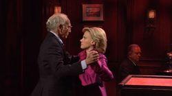 SNL: Ο «παθιασμένος» χορός Κλίντον-Σάντερς λίγους μήνες πριν τις προεδρικές