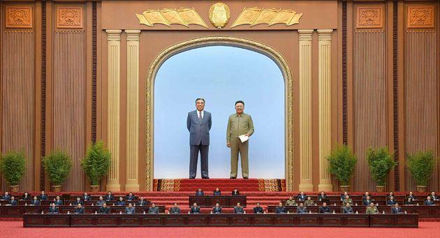 북한이 29일 최고인민회의 제14기 제2차회의를