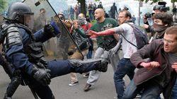 Ο ΣΥΡΙΖΑ χαιρετίζει τον αγώνα του γαλλικού λαού ενάντια στις εργασιακές