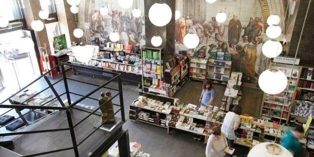 Έκλεισε οριστικά το βιβλιοπωλείο «Παπασωτηρίου» στην