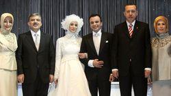 Δεν κάλεσε τον Ακιντζί ο Ερντογάν στον γάμο της κόρης