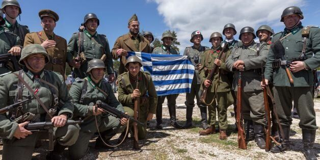 Η αναβίωση της Μάχης των Οχυρών: Αναπαράσταση των συγκρούσεων κατά τις εκδηλώσεις στα οχυρά Ιστίμπεη...
