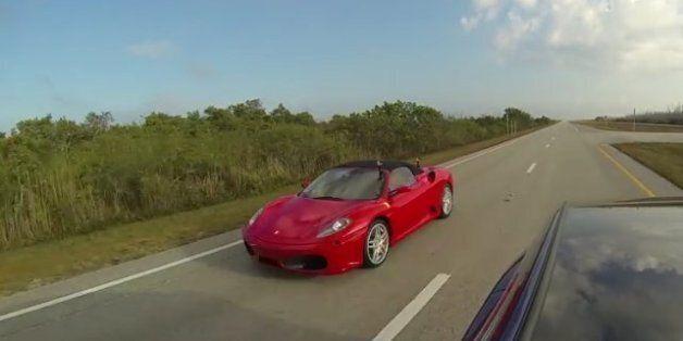 Επική κόντρα. Tesla Model X εναντίον Ferrari F430. Ποιος θα βγει
