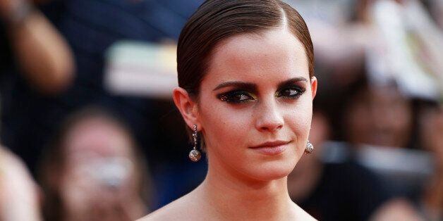 Cast member Emma Watson arrives for the premiere of the