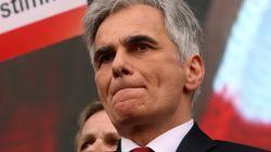 Ανησυχία μετά την παραίτηση του Αυστριακού Καγκελάριου, Βέρνερ