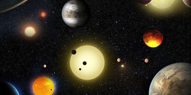 NASA: 1.284 νέους πλανήτες ανακάλυψε το διαστημικό τηλεσκόπιο