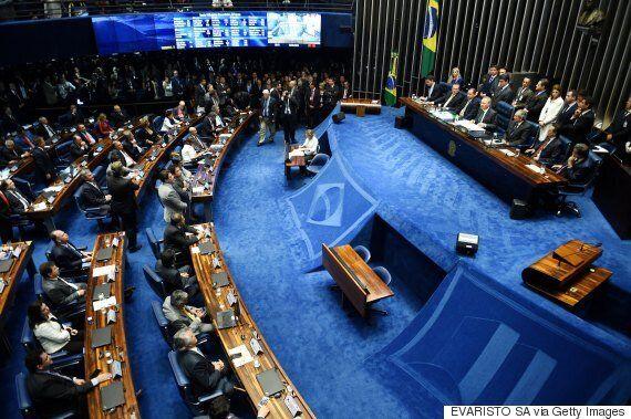 Η Ρούσεφ χάνει το προεδρικό αξίωμα και παραπέμπεται σε δίκη με απόφαση της