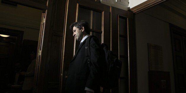 Χρέος και οικονομικές προοπτικές της Ελλάδας στη συνάντηση Χουλιαράκη με τον υφυπουργό Οικονομικών των