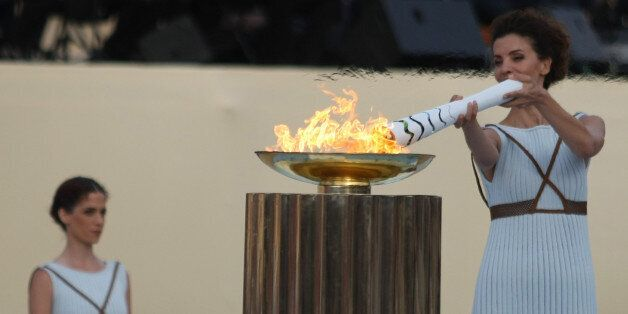 Η Ολυμπιακή Φλόγα χρυσή ευκαιρία να συνέλθει η