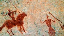 Δέκα αρχαίες εικόνες που πιθανώς να απεικονίζουν UFO και «αρχαίους