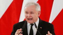 Η Πολωνία δεν θα δεχτεί πρόσφυγες επειδή αποτελούν κίνδυνο ασφαλείας, σύμφωνα με τον πρόεδρο του κυβερνώντος