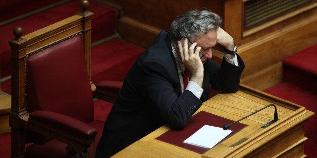 Κατρούγκαλος: Δεν θα γίνουν ομαδικές απολύσεις. Δεν είναι στο τραπέζι μείωση