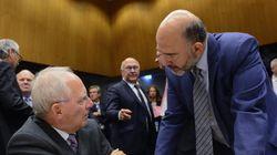 Προϋπόθεση για συμφωνία ο «κόφτης» λέει ο Μοσκοβισί - Αισιόδοξος για την συμφωνία στις 24 Μαΐου ο