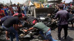 Μακελειό στη Βαγδάτη. Δεκάδες νεκροί και τραυματίες από βομβιστική επίθεση