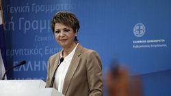 Γεροβασίλη: Δεν αποκλείω ανασχηματισμό με τη συμμετοχή προσώπων εκτός ΣΥΡΙΖΑ – Διαψεύδει τα σενάρια εκλογικού