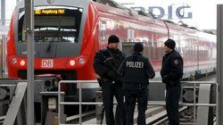 Επίθεση με μαχαίρι σε σταθμό τρένου στο