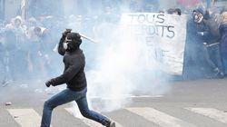 Συνεχίζονται οι διαδηλώσεις στη Γαλλία για τις μεταρρυθμίσεις στα