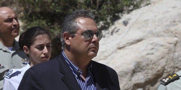 Ο Καμμένος «συνδέει» την τουρκικές προκλήσεις με το Κουρδικό και τονίζει πως η ΝΑΤΟϊκή παρουσία στο Αιγαίο...