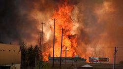 Καναδάς: Σε κατάσταση εκτάκτου ανάγκης λόγω της πυρκαγιάς στο Φορτ ΜακΜάρεϊ η