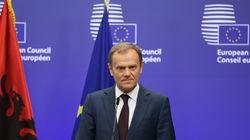 Ο Τουσκ ζητεί από τους υπουργούς Οικονομικών της Ευρωζώνης να καταλήξουν σε συμφωνία για την