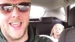 Επικό βίντεο: Εξάχρονη λέει στον μπαμπά της «αν θέλω αγόρι, θα έχω αγόρι» και ο μπαμπάς απαντά «Θα του σπάσω τα