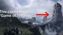 Αυτό το κάστρο από το Game of Thrones είναι εμπνευσμένο από τα