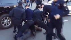 Ολυμπιονίκης παλαιστής εναντίον επτά αστυνομικών: Κατηγορείται ότι οδηγούσε