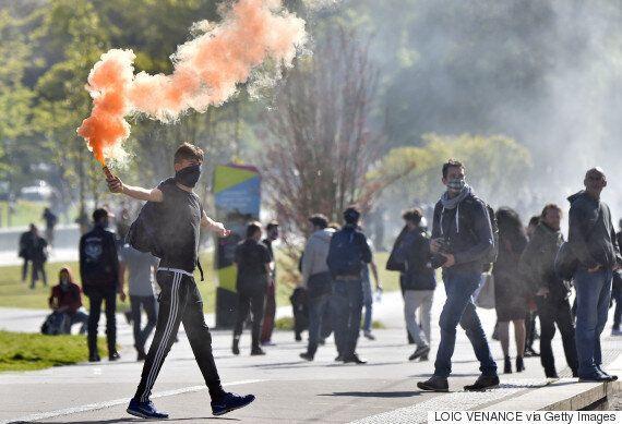 Σε πορεία κατά του «μίσους κατά των αστυνομικών» κατεβαίνουν οι Γάλλοι