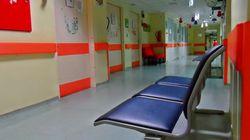 Στο νοσοκομείο Παίδων «Αγία Σοφία» για προληπτικές εξετάσεις η μικρή