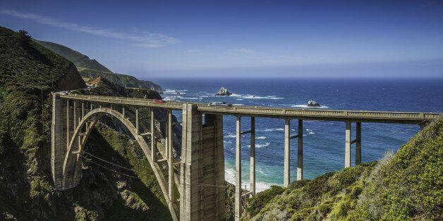 California Pacific Highway 1: Το παραθαλάσσιο road trip των