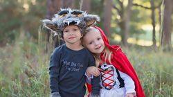 20 idées de costumes d'Halloween pour frères et